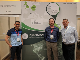 Infonas Selects Cataworx Pre-Sales Automation Platform for their Wholesale Data Connectivity Services